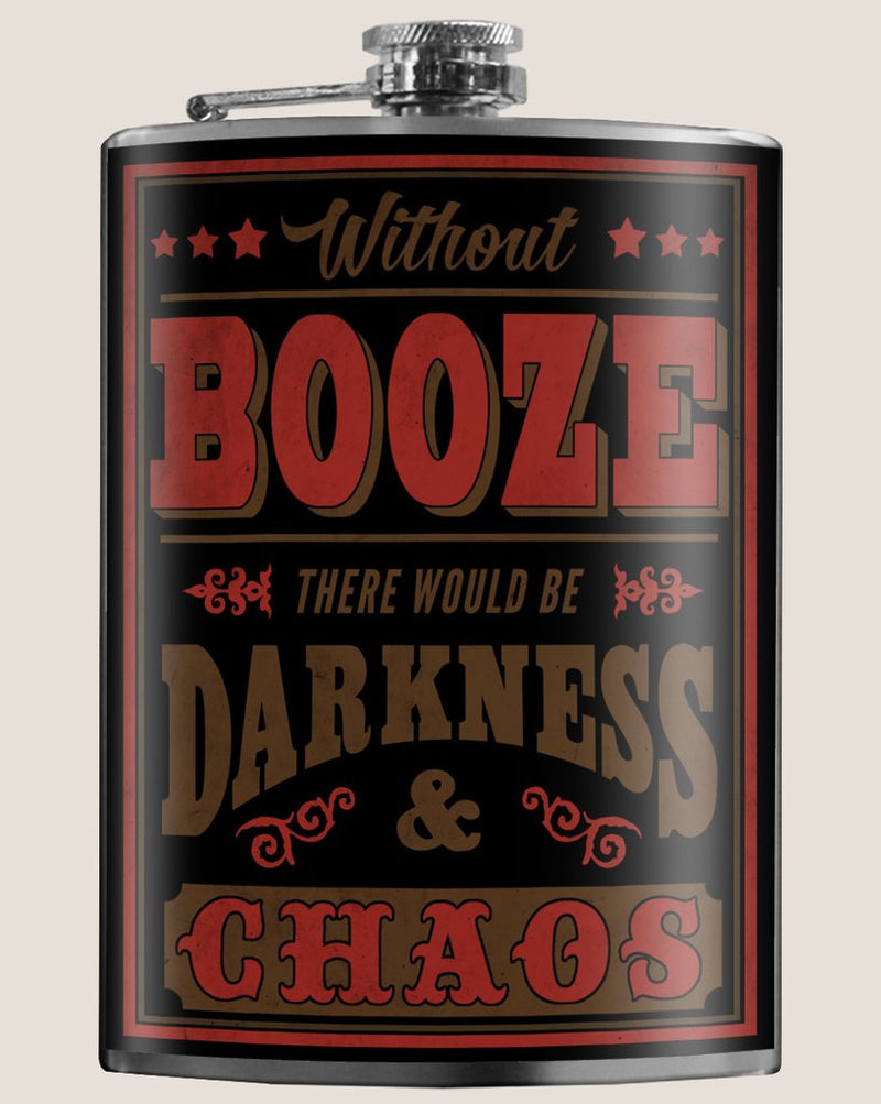Without Booze Flask