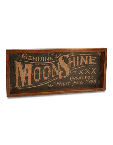 Moonshine Serving Tray