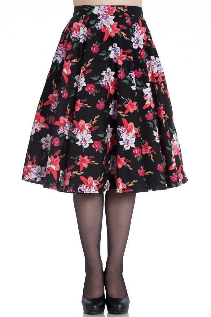 Liliana 50s Skirt