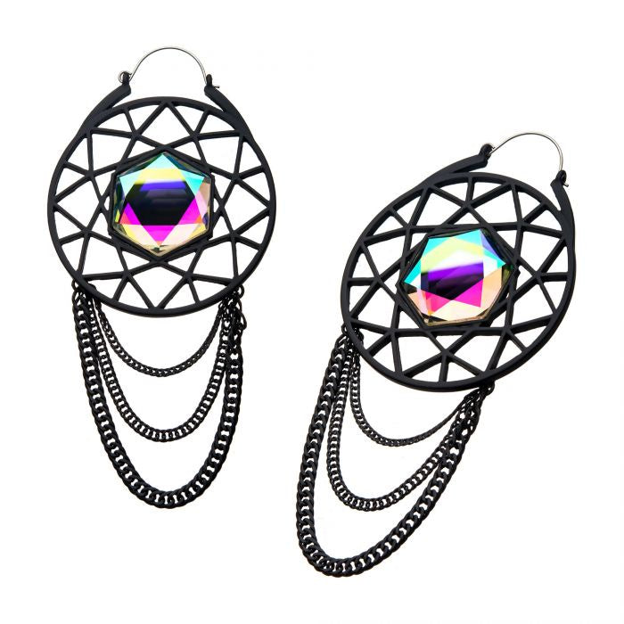 DreamcatcherJewels Hoops