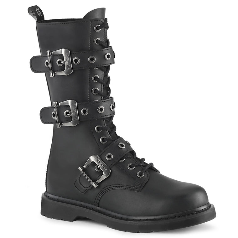 Bolt 330 Unisex Buckled Combat Boot