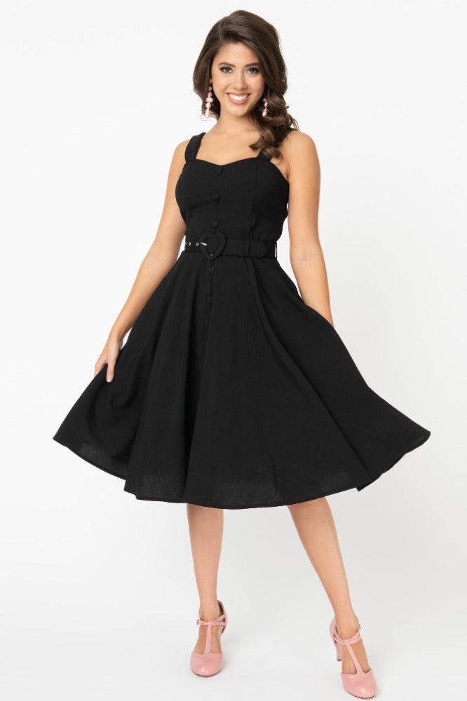 Miss Valentine Flare Dress