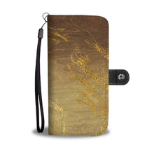 Molten Gold Gild Cell Phone Case