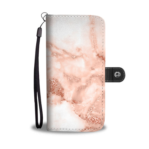 Soft Rose Gold Gild Cell Phone Case