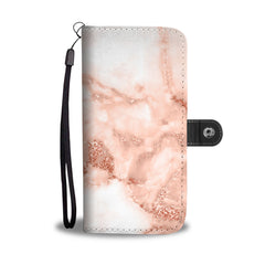 Rose Marble Cell Phone Case