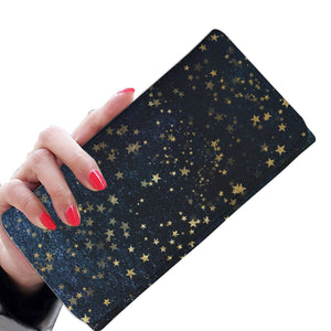 Washed Stars 10 Wallet Purse
