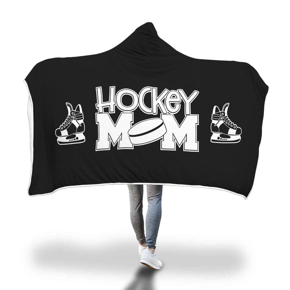 AHB-8510 Hockey Mom Black