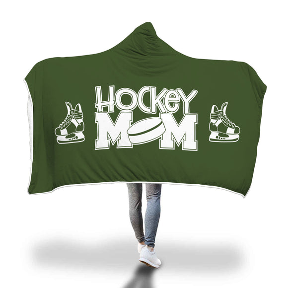 AHB-8530 Hockey Mom Green