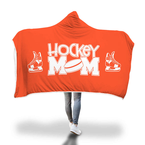 AHB-8580 Hockey Mom Orange