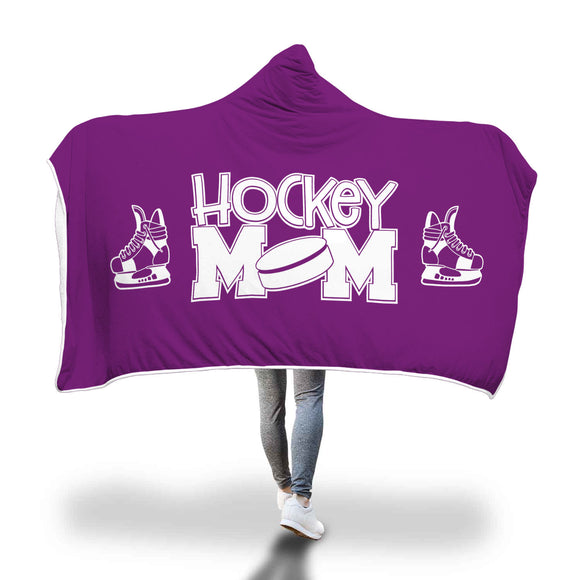 AHB-8610 Hockey Mom Purple
