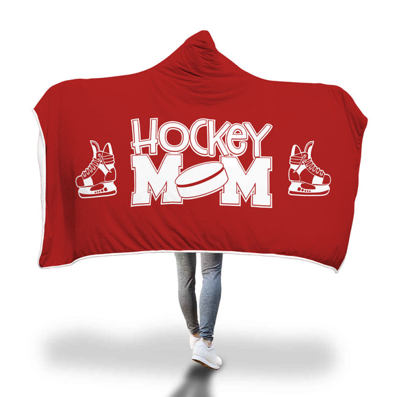 AHB-8620 Hockey Mom Red