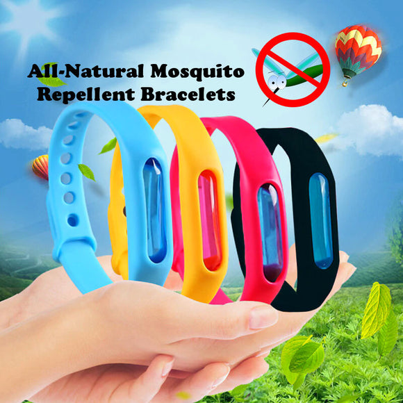 Natural Mosquito Repellent Bracelet/Wristband