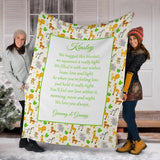 HBM - 1700 Jungle 1 Family Hug Blanket