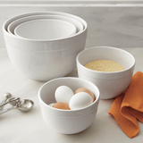 5 Piece 5.5 9.75 Inches Nesting Mixing Bowl Set