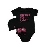 Air Jordan Baby infant 3Pcs sets bodysuit layette oneies