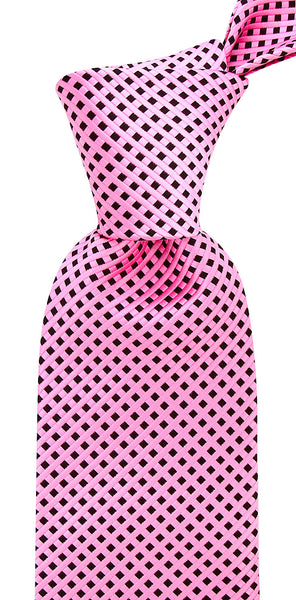 Pink Diamond Necktie