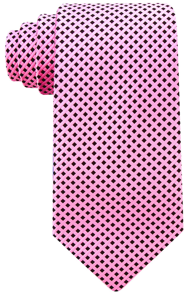 Pink Diamond Necktie - Scott Allan Collection