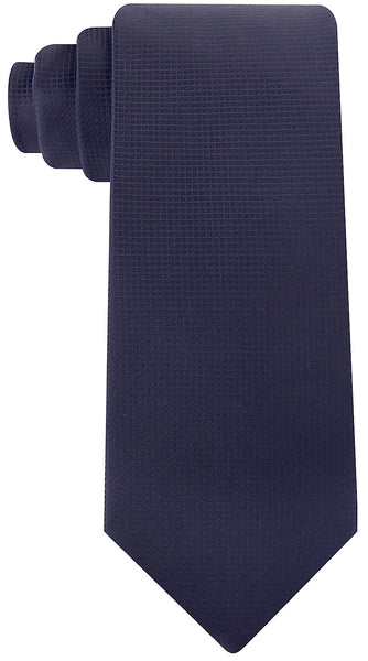 Black Solid Necktie