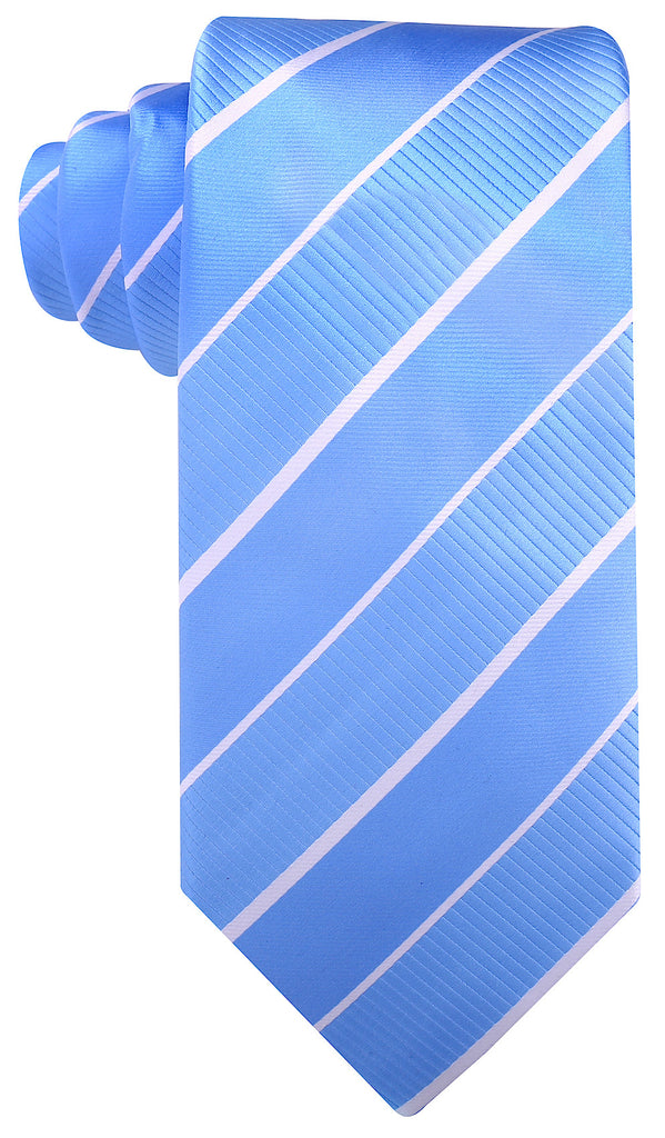 Carolina Blue Necktie - Scott Allan Collection