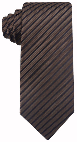 Brown & Black Necktie