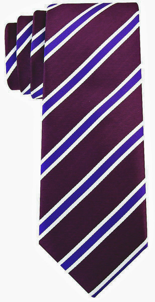 Plum Purple Necktie - Scott Allan Collection