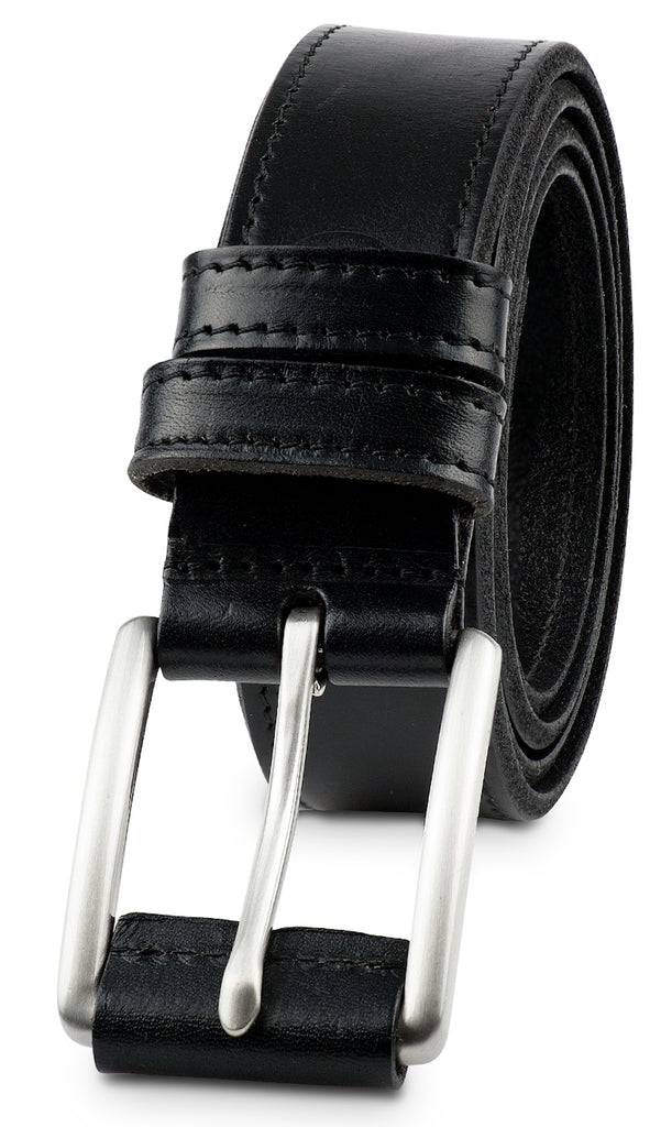 Men's Leather Belt - Scott Allan Collection