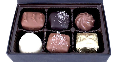 6pc Assorted Chocolates
