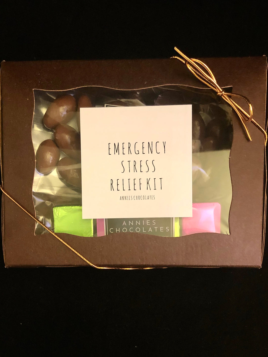 Emergency Stress Relief Kit (regular dark)