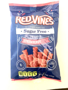 Sugarfree Red Licorice