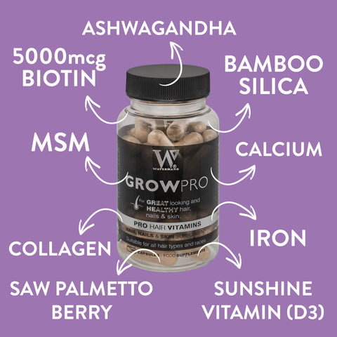 best ingredients for hair growth