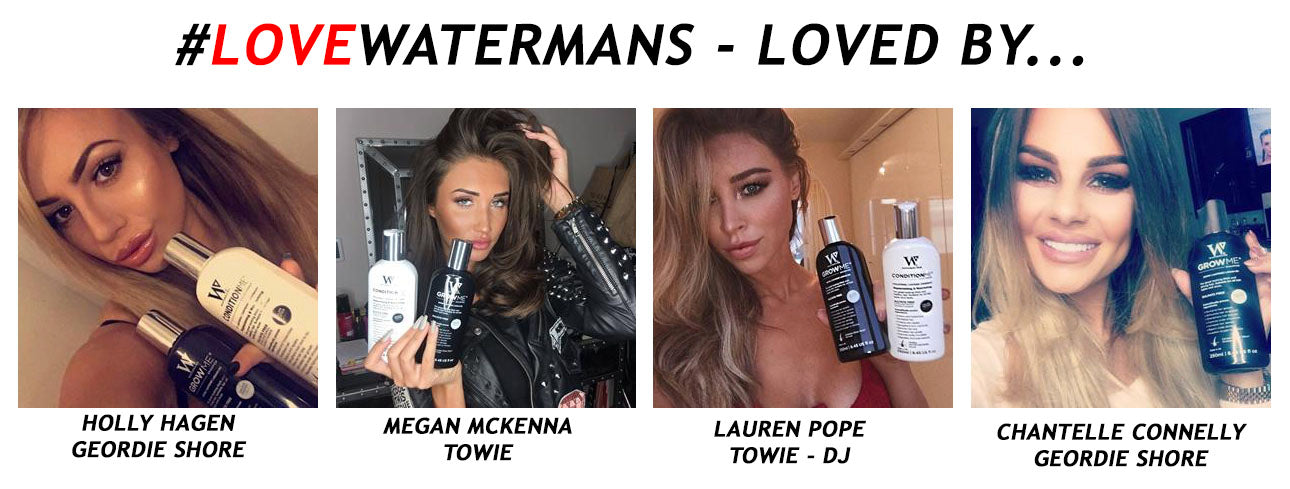 #LoveWatermans celebs most loved shampoo for hair growth