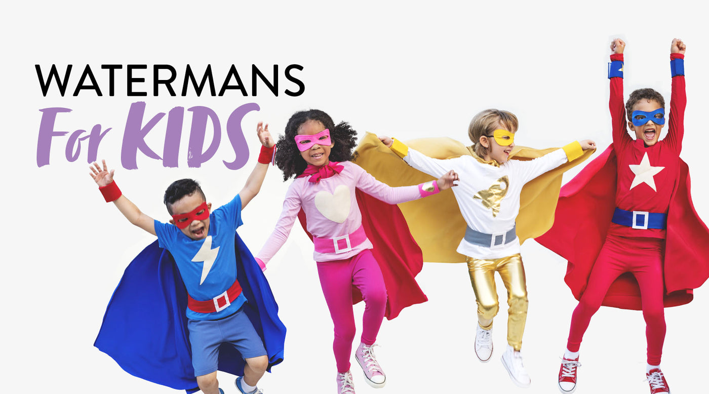 Watermans Hair Care for Kids