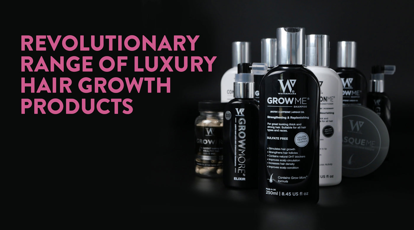 Revolutionary Hair Growth Products