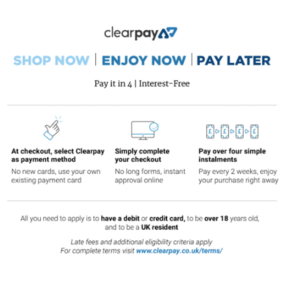 clearpay cosmetics - buy haircare now and pay later