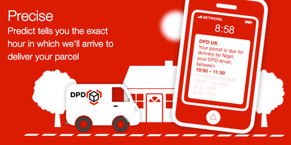 DPD Tracking - with New 1 Hour Delivery slot - UK DPD App Download