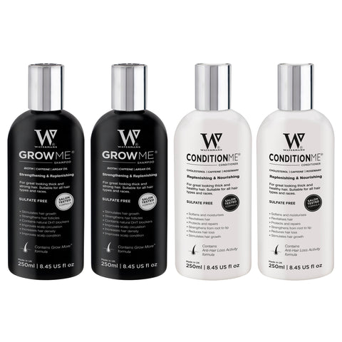 2 x  Shampoo & 2 x Conditioner - BEST BUY