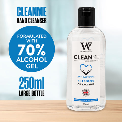 70% Hand Cleanser - Cheap Alcohol Gel 70% UK Made - Hair Growth Products