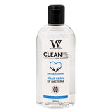 Clean Me 250ml  - 70%  Strong Hand Cleanser - Alcohol Gel 70% Very Strong
