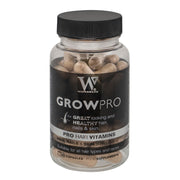 GrowPro - Hair Vitamins with nail growth formula & Vitamin D - Hair Growth Products