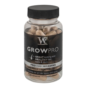 GrowPro - Hair Vitamins with nail growth formula & Vitamin D