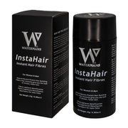 InstaHair Hair Building Fibres Dark Brown 23g - Hair Loss Concealer - Hair Growth Products