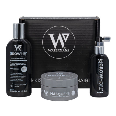 Man-Tain Growth Kit - Hair Growth Products
