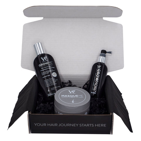 Mane-Tain Growth Boost Kit - Hair Growth Products