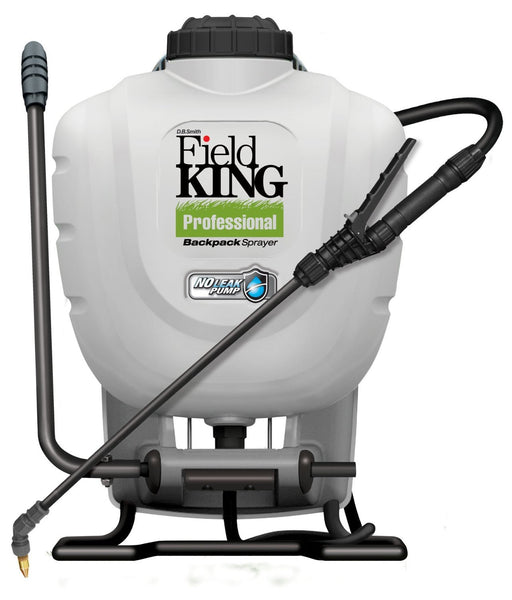 "Field King Professional ""No Leak Pump Backpack Sprayer"" 4 Gal. - Bugs Or Us Pest Control Supply"