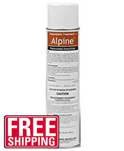 Alpine PT Insecticide Aerosol - 20 oz. - Bugs Or Us Pest Control Supply