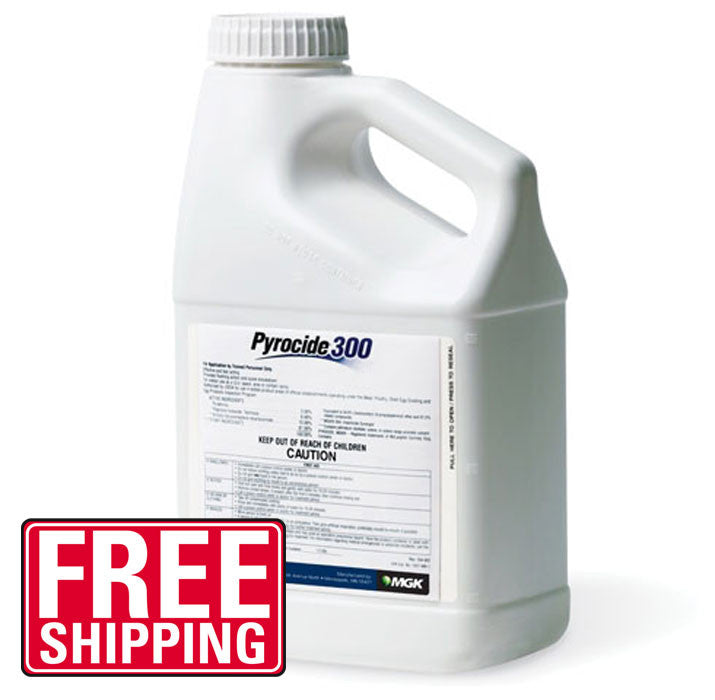 Pyrocide 300 - (1 Gallon) - Bugs Or Us Pest Control Supply