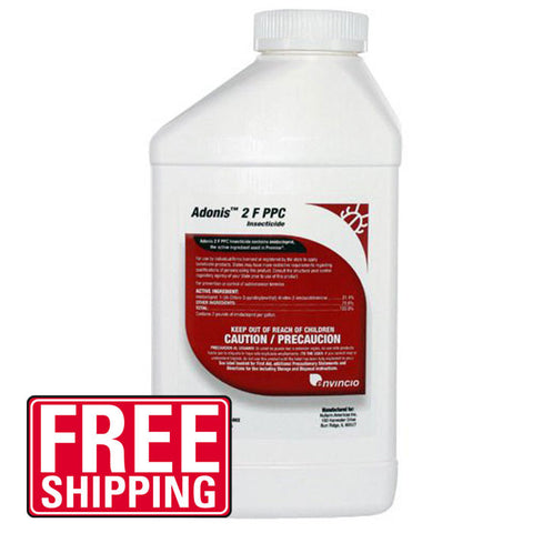 Adonis 2F Insecticide/Termiticide - 27.5 oz. - Bugs Or Us Pest Control Supply