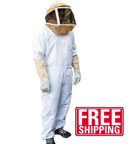 Complete Professional Bee Suit (M,L,XL,2-XL)  - Bugs Or Us Pest Control Supply