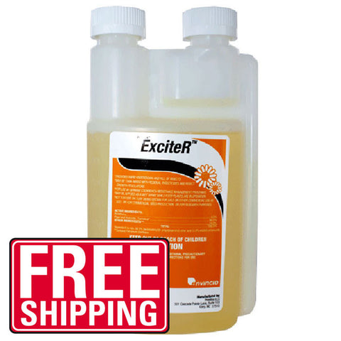 ExciteR Insecticide - (1 Pint) - Bugs Or Us Pest Control Supply