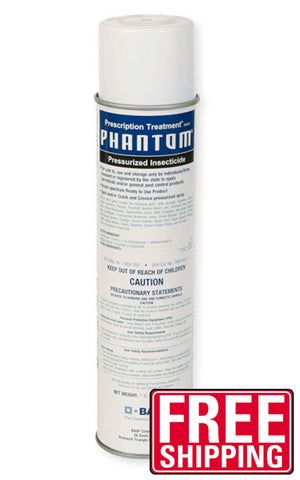 Phantom II Aerosol Spray - (17.5oz) - Bugs Or Us Pest Control Supply